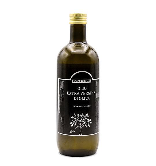 Italienisches Olivenöl Extra Vergine Für unsere Kunden nur das Beste: Extra Vergine ist die höchste Qualitätskategorie für Olivenöl. Unser Don Pippino OLIO EXTRA VERGINE DI OLIVIA wird ausschließlich durch mechanische Verfahren ohne Wärmeeinwirkung direkt aus den Oliven gewonnen. Dies sorgt für ein perfektes Geschmackserlebnis.