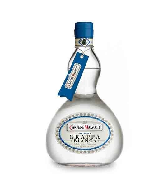 Finissima grappa bianca Don Pippino