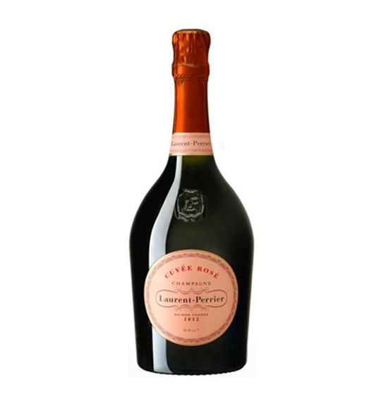 Laurent Perrier Cuvee Rose Don Pippino