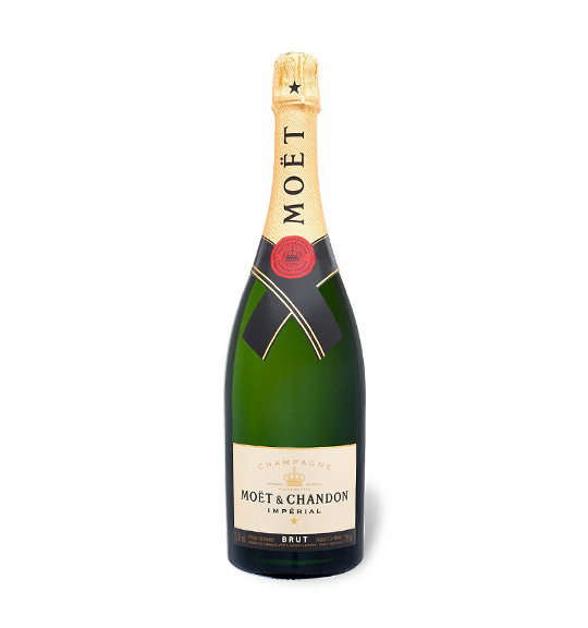 Moet Chandon Brut Imperial Don Pippino